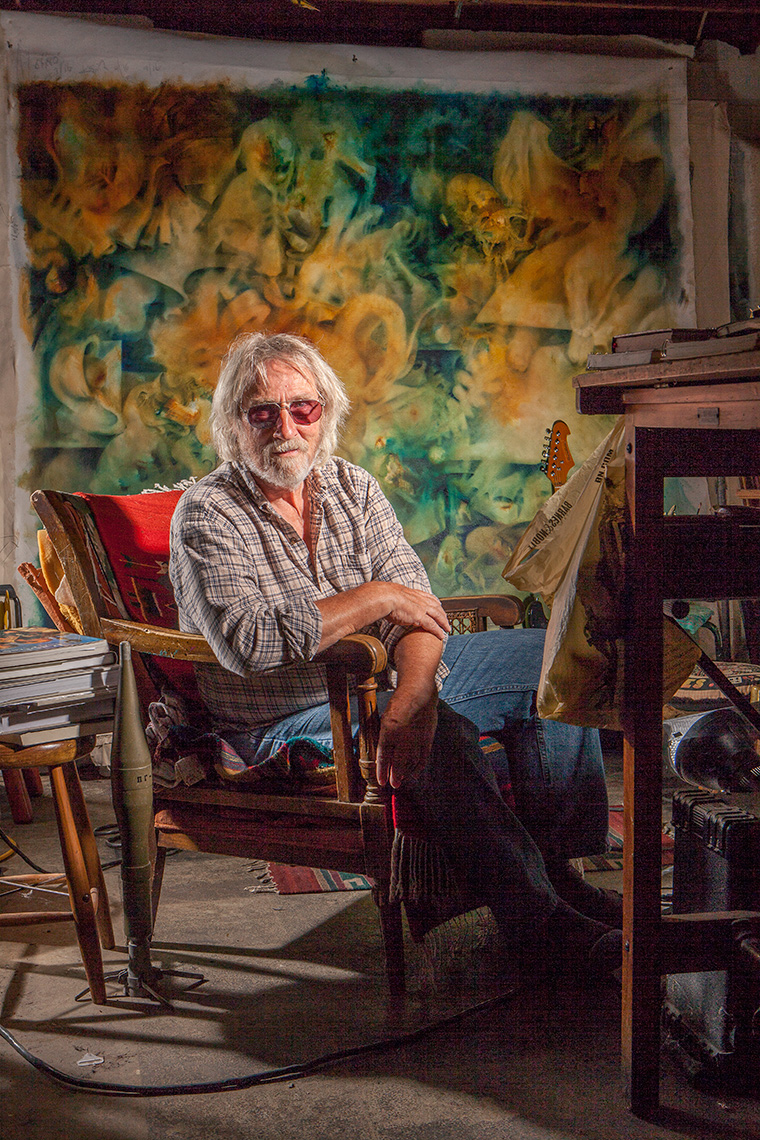 Kirby Smith, Painter, Sculptor, Writer