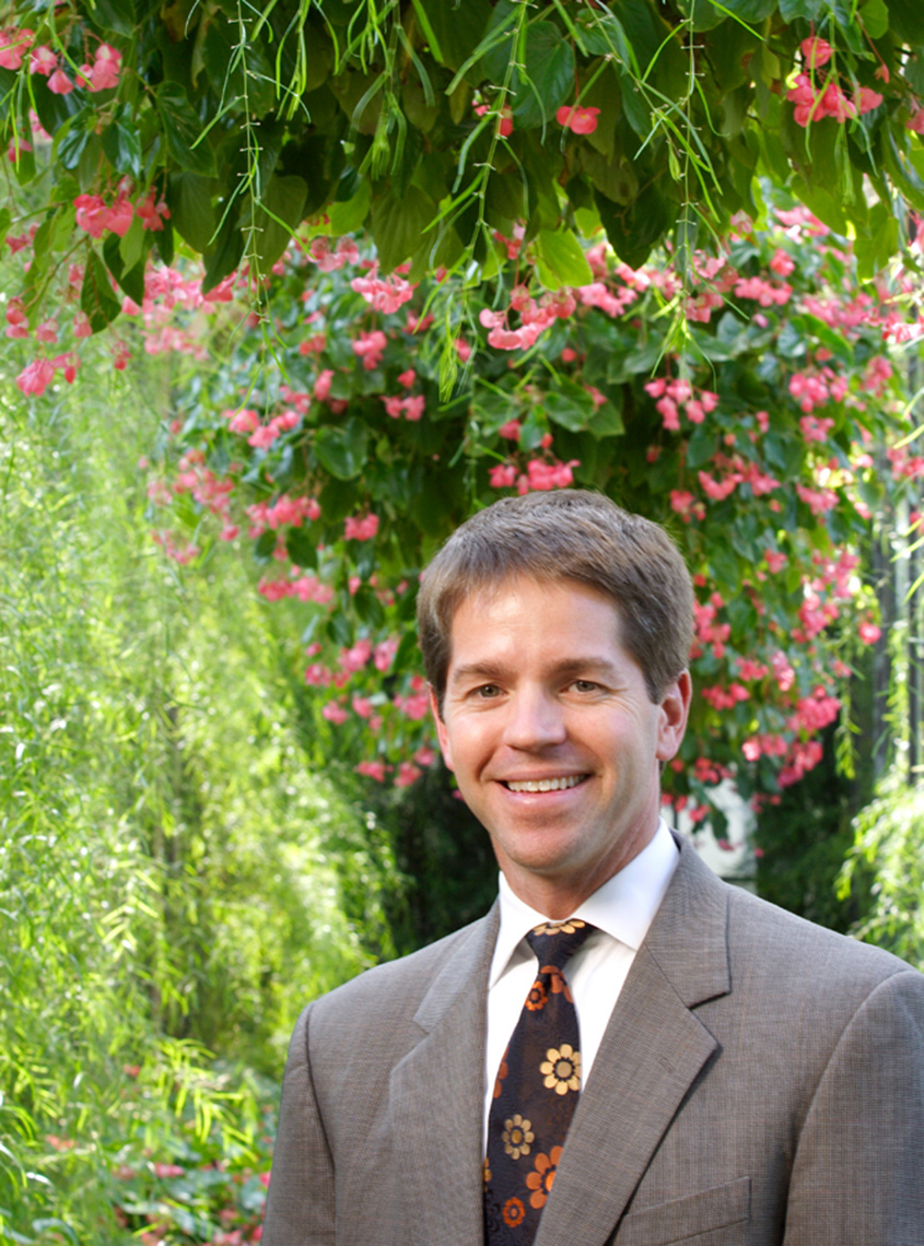 Paul Redman, Executive Director Longwood Gardens