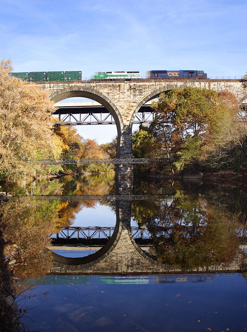 CSX - Brandywine River Bridge