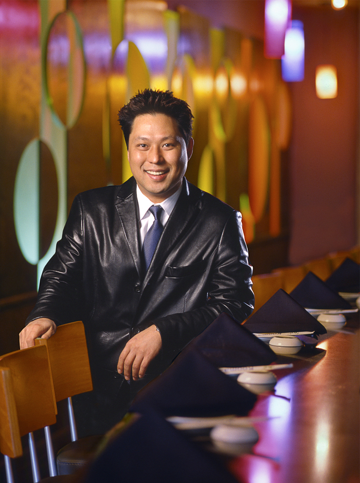 Scott Kim,  CEO/Owner Kooma Restaurants